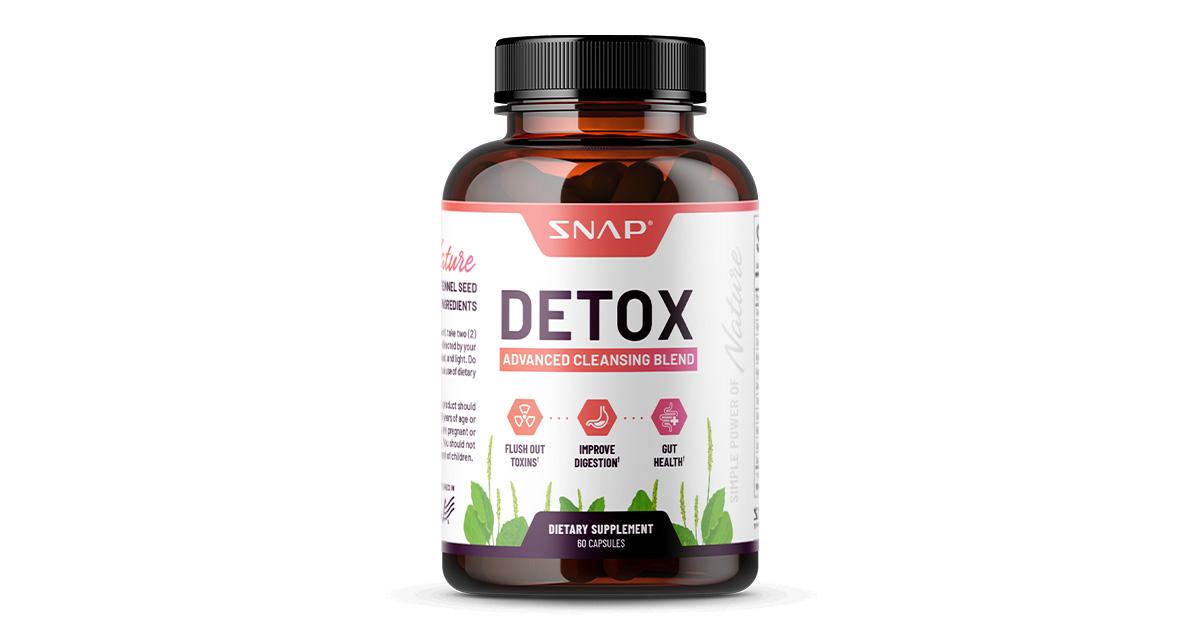 program detox snap